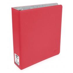 Álbum 3 Anillas - Supreme Collector's Large Xenoskin Rojo