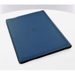 Álbum 9 - Pocket Flexxfolio Xenoskin Azul