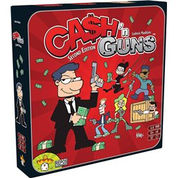 Cash'N'Guns 2ª Ed.