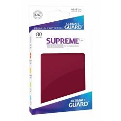Fundas Supreme UX Mate Color Borgoña (80 unidades)