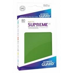 Fundas Supreme UX Mate Color Verde (80 unidades)
