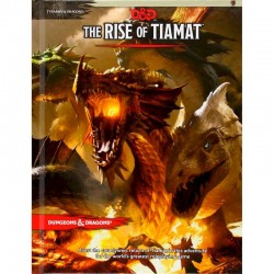 Tyranny of Dragons: The Rise of Tiamat - EN