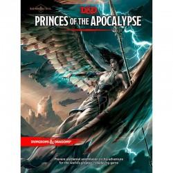 Elemental Evil: Princes of the Apocalypse Adventure