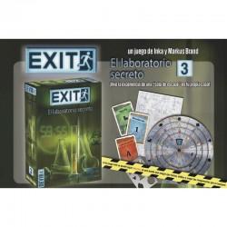Exit 3: Exit: El laboratorio secreto