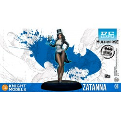 Zatanna - Multiverse