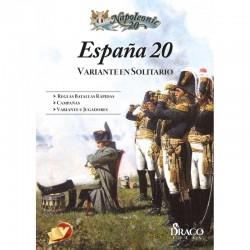 España 20: Pack Solitario + Creación de Escenarios