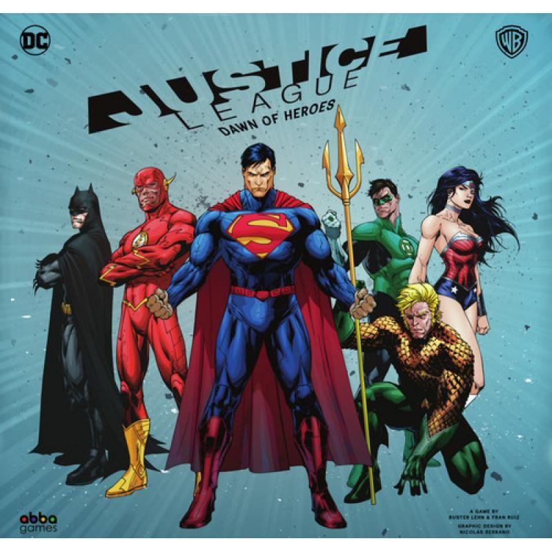 La Liga de la Justicia: Dawn of Heroes