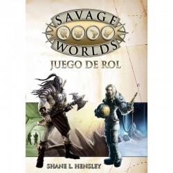 Savage Worlds Juego de Rol