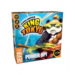 Power Up - King of Tokyo