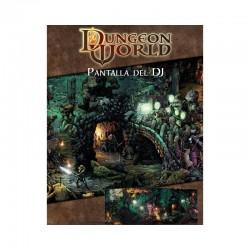Dungeon World: Pantalla del DJ