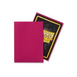 Matte Magenta (100 Sleeves) - Dragon Shield Standard Sleeves