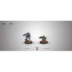 Greylord Outriders (5)