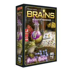 Brains: Pocion Magica