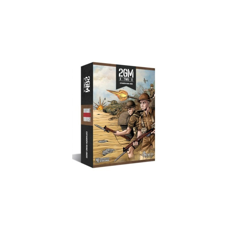 2GM Tactics Wargame: Reino Unido