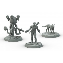 Fallout: Wasteland Warfare - Survivors: Heroes of Sanctuary Hills