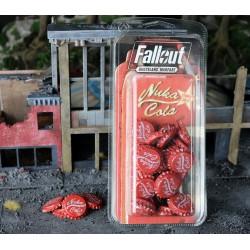 Fallout: Wasteland Warfare - Nuka-Cola Caps Set