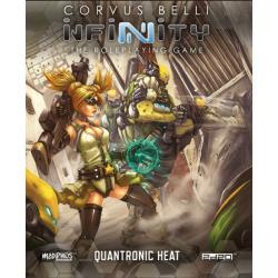 Infinity RPG Quantronic Heat