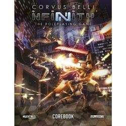 Infinity RPG Core Book