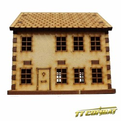 15mm Town House