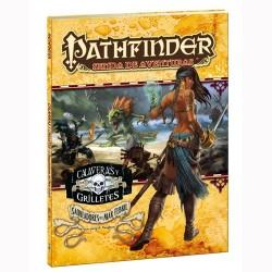 Pathfinder Calaveras y grilletes 2: Saqueadores del mar febril