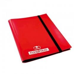 Álbum 4 - Pocket FlexXfolio Rojo