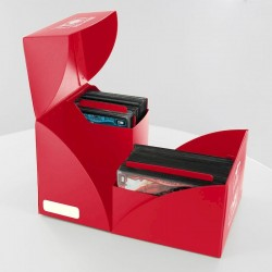 Twin Deck Case Rojo