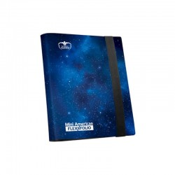 Álbum 9 - Pocket FlexXfolio Mini American - Mystic Space