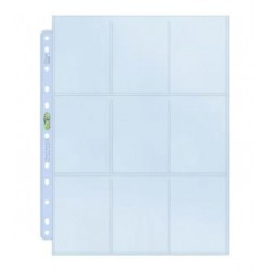 9-Pocket Platinum Page for Standard Size Cards (11-Holes) (1)