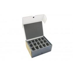 Half-sized medium box fo 30 miniatures on 40mm bases