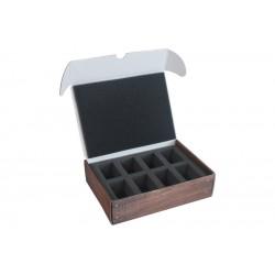 Mini box for  8 minis
