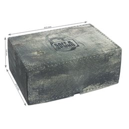 Mega Box for 200 miniatures on 25mm bases