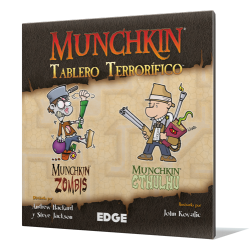 Munchkin: Tablero Terrorífico