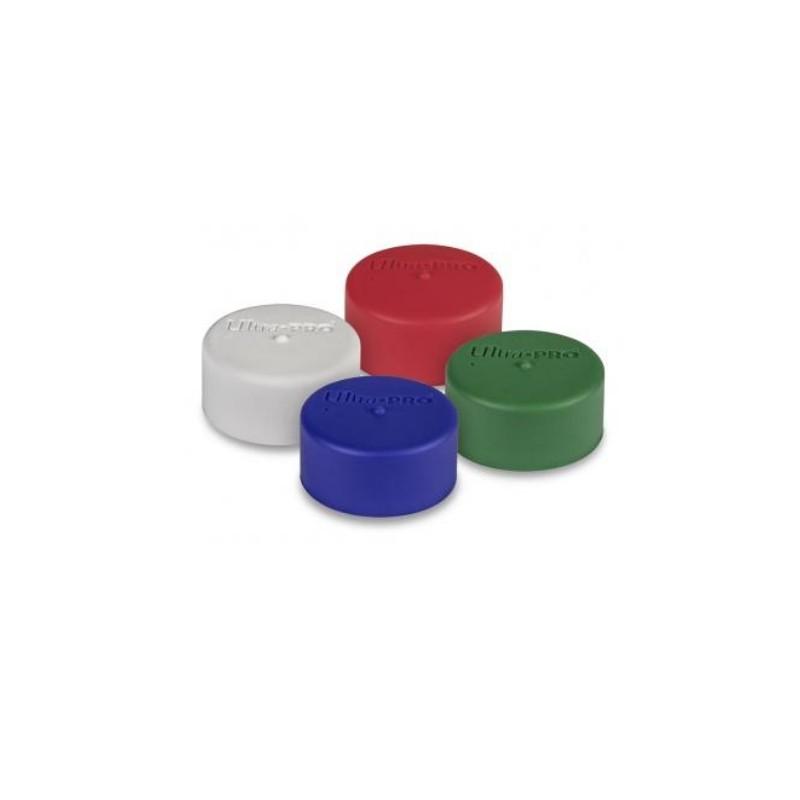 Playmat Tube Caps - Standard Colors
