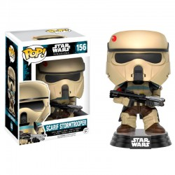 Funko POP! Star Wars Rogue One Scarif Stormtrooper Stripes Exclusive