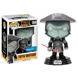 Funko POP! Star Wars Rebels - Fifth Brother limited