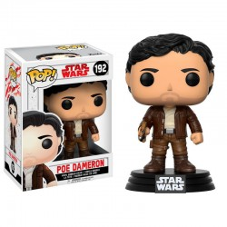 Funko POP! Star Wars Episode VIII - Poe Dameron