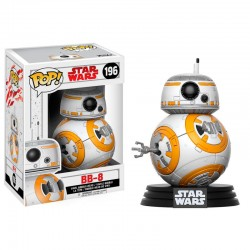 Funko POP! Star Wars Episode VIIIi - BB-8
