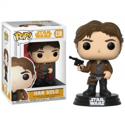 Funko POP! Star Wars: Solo - Han Solo