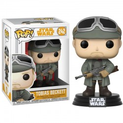 Funko POP! Star Wars: Solo - Tobias Beckett with Goggles