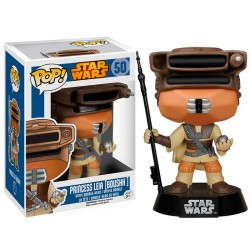 Funko POP! Star Wars Princesa Leia Boushh
