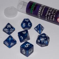 Blizzard Blue (7 Dice)
