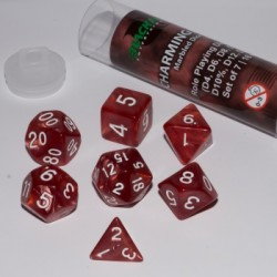 Charming Red (7 Dice)