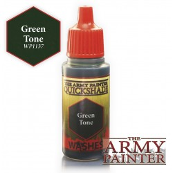 QS Green Tone Ink