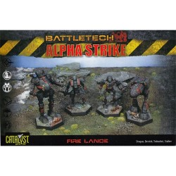Battletech - Fire Lance Pack - EN