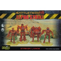 Battletech - Striker Lance Pack - EN