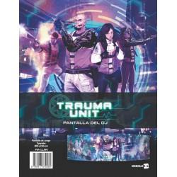 Trauma Unit: Pantalla del DJ