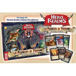 Hero realms: La perdicion de Thandar
