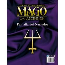 Mago: La Ascensión 20º aniversario. Pantalla del Narrador