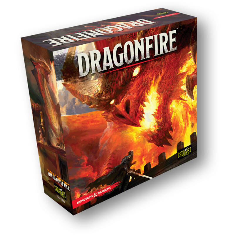 Dragonfire (Ingles)