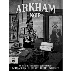Arkham Noir Caso n°1: Los asesinatos del culto de la bruja
